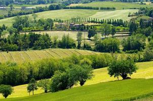 paesaggio dell'Emilia foto