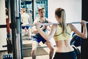 imparare a sollevare pesi