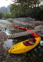 canoa foto