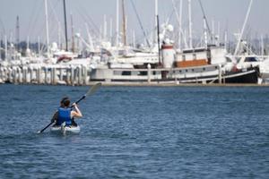 kayak da marina