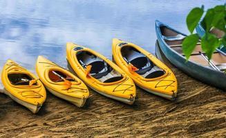 kayak a noleggio foto
