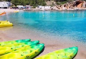 Ibiza Port de Sant Miquel San Miguel Beach foto