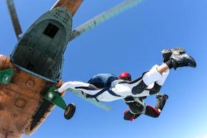 foto di paracadutismo.