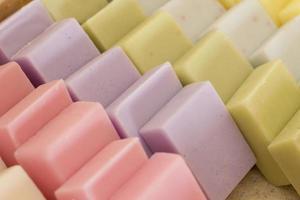 righe sapone fatto in casa