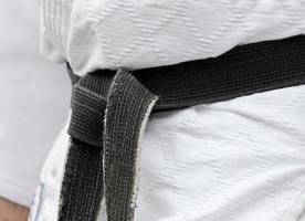 cintura nera foto