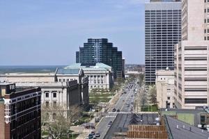 strade di Cleveland foto