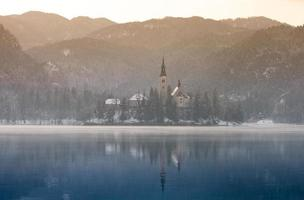 inverno in bled