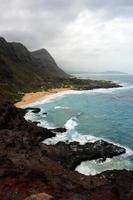 maunalua bay, oahu, hawaii foto