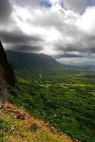 nuuanu pali state park, o'ahu, hawaii foto