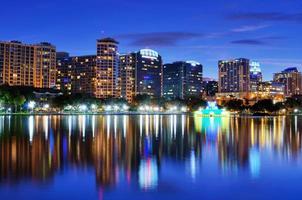 skyline di Orlando