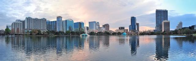 panorama di Orlando