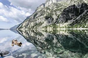 lago di cristallo foto
