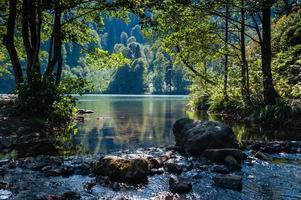 lago e ruscello