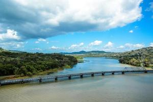 Lago Gatun, Panama foto