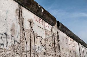 muro di Berlino foto