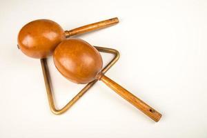 piccoli strumenti a percussione foto