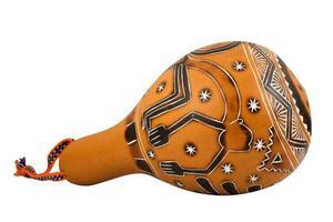 campana vibrante marrone foto