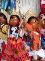 marionette messicane foto