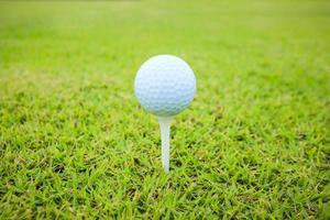 pallina da golf 3 foto
