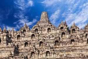 tempio di Borobudur foto