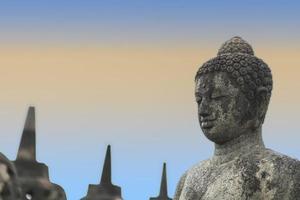 Borobudur foto