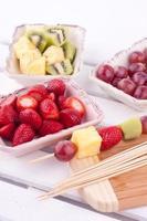spiedino di frutta