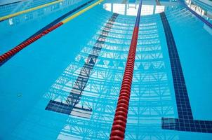 sfondo della piscina foto