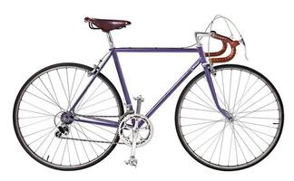 bicicletta, bici vintage
