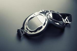 occhiali da pilota foto