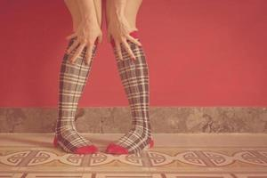 gambe foto