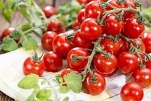 pomodorini freschi
