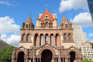 chiesa della trinità di Boston foto