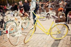 biciclette retrò foto