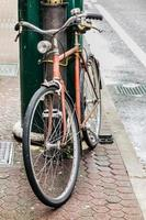 bicicletta foto
