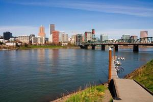 Portland Downtown foto