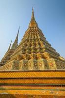 Wat Pho, Bangkok, Tailandia foto