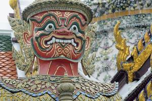 kaew di phra della Tailandia Bangkok Wat