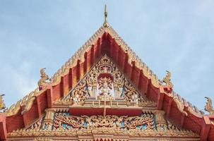 tempio di bangkok, thailandia. foto