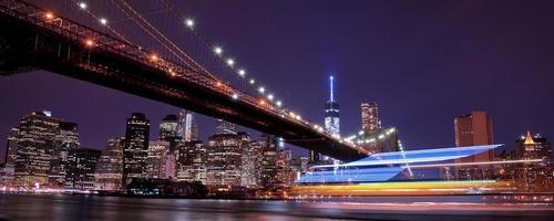 ponte di Brooklyn foto