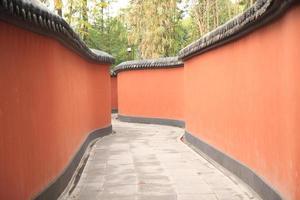 Santuario di Zhuge Liang foto
