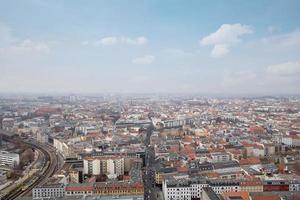 Berlino Germania dall'alto