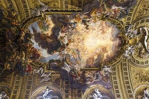 chiesa del gesu, roma, italia