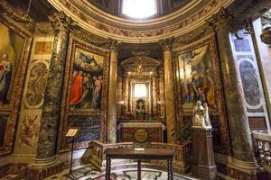 chiesa del gesu, roma, italia foto