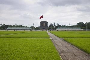 mausoleo di Ho Chi Minh foto