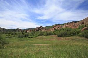 Parco statale di Roxborough foto