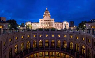 Texas State Capitol Building a Austin, TX. foto