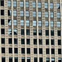 edificio chicago-wrigley, tribune tower, architettura foto