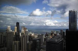 Skyline di Chicago foto