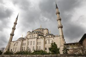 Moschea Blu, Istanbul, Turchia