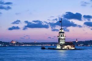 La Torre di Maiden